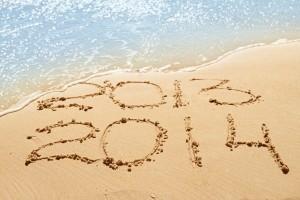 Happy New Year! Here's to New Beginnings