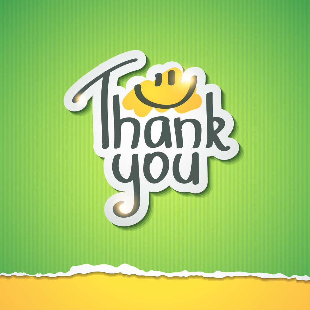 Thank You from Mini Mops House Cleaning